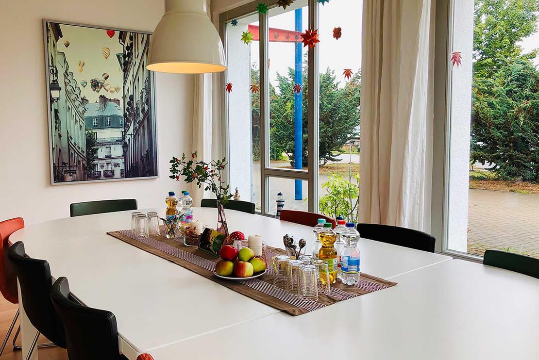 Tisch in einem Raum