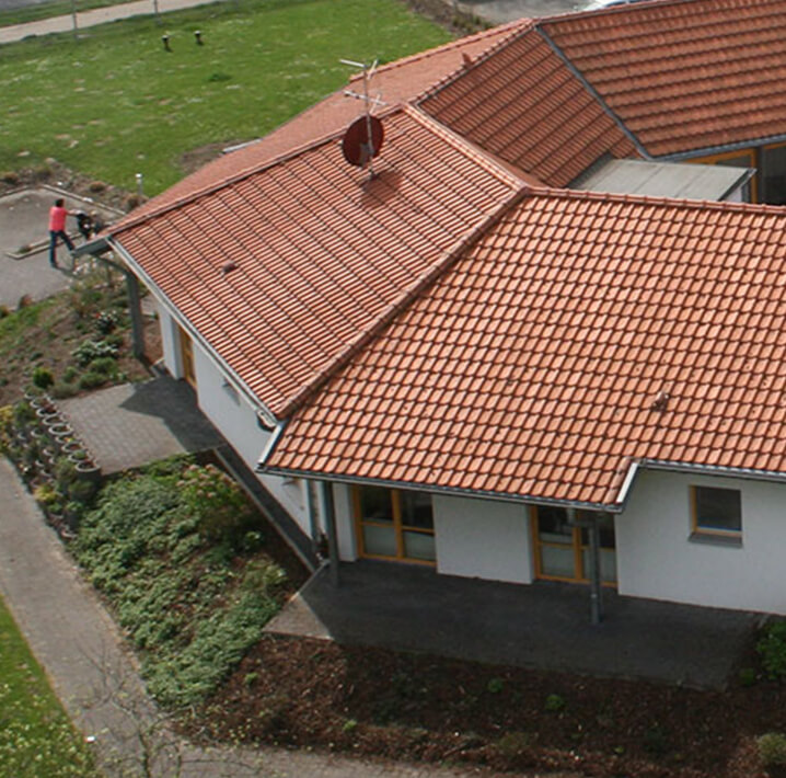 Outside of the Children Home Viersen