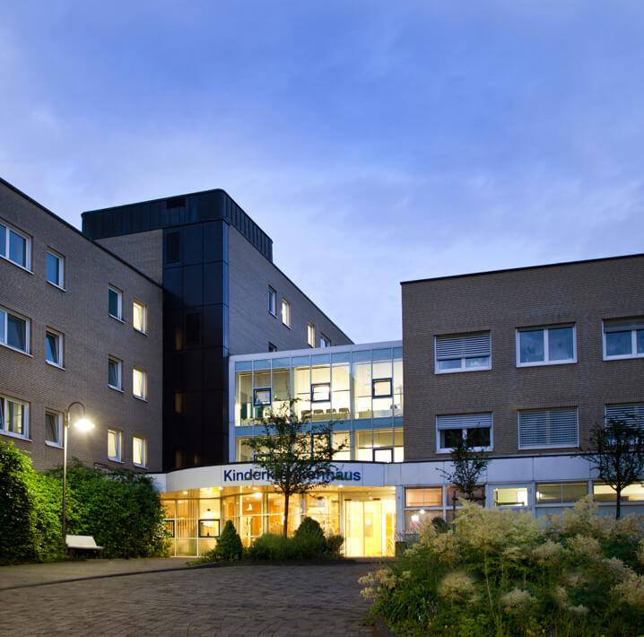 Kinderkrankenhaus Amsterdamer Straße